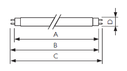 philips-tuv-t8-g13-dimensions
