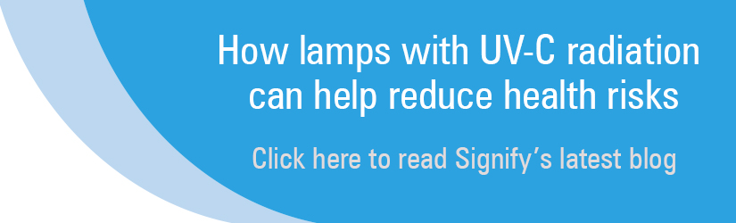How lamps with UV-C radiation can help reduce health risks